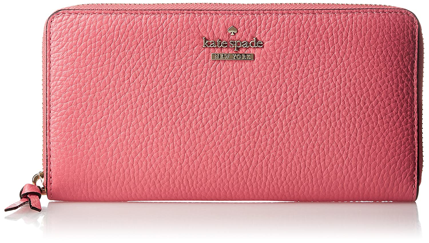 Kate Spade New York Jackson Street Lacey Wallet in Warm Guava PWRU5596