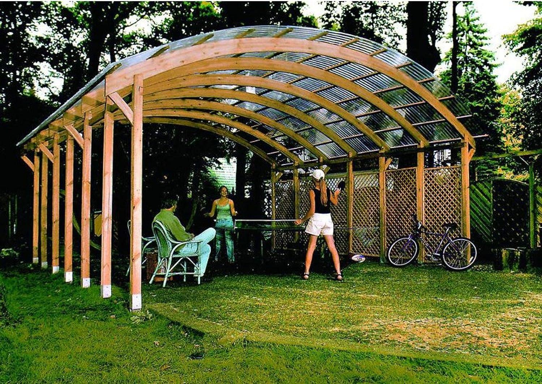 Jardín Verde - Cochera doble