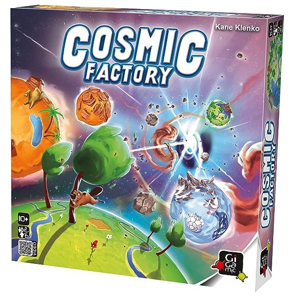 Gigamic Cosmic Factory, gpco: Amazon.es: Juguetes y juegos