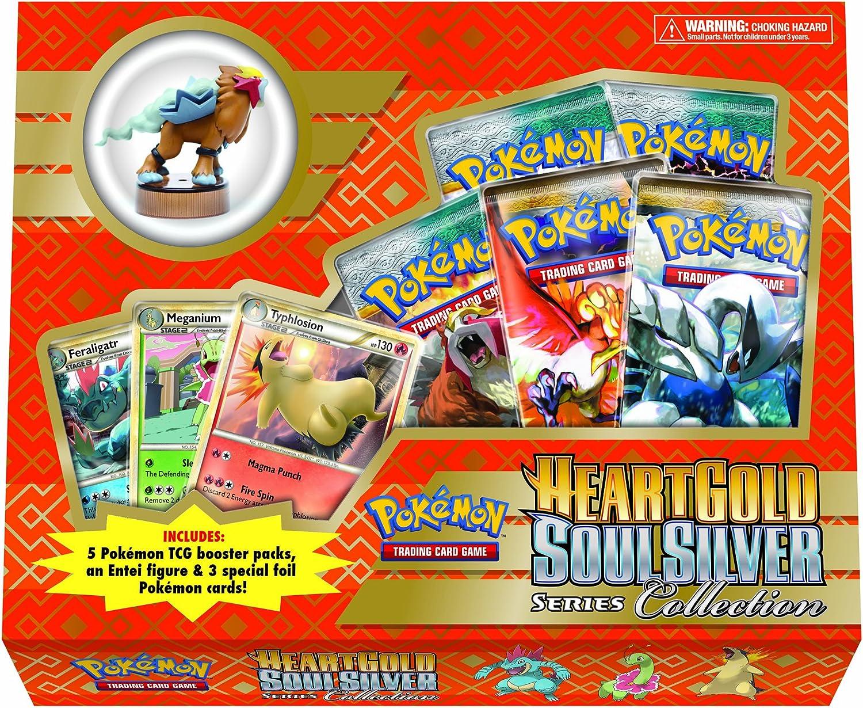 Amazon Com Pokemon Trading Card Game Heartgold Soulsilver