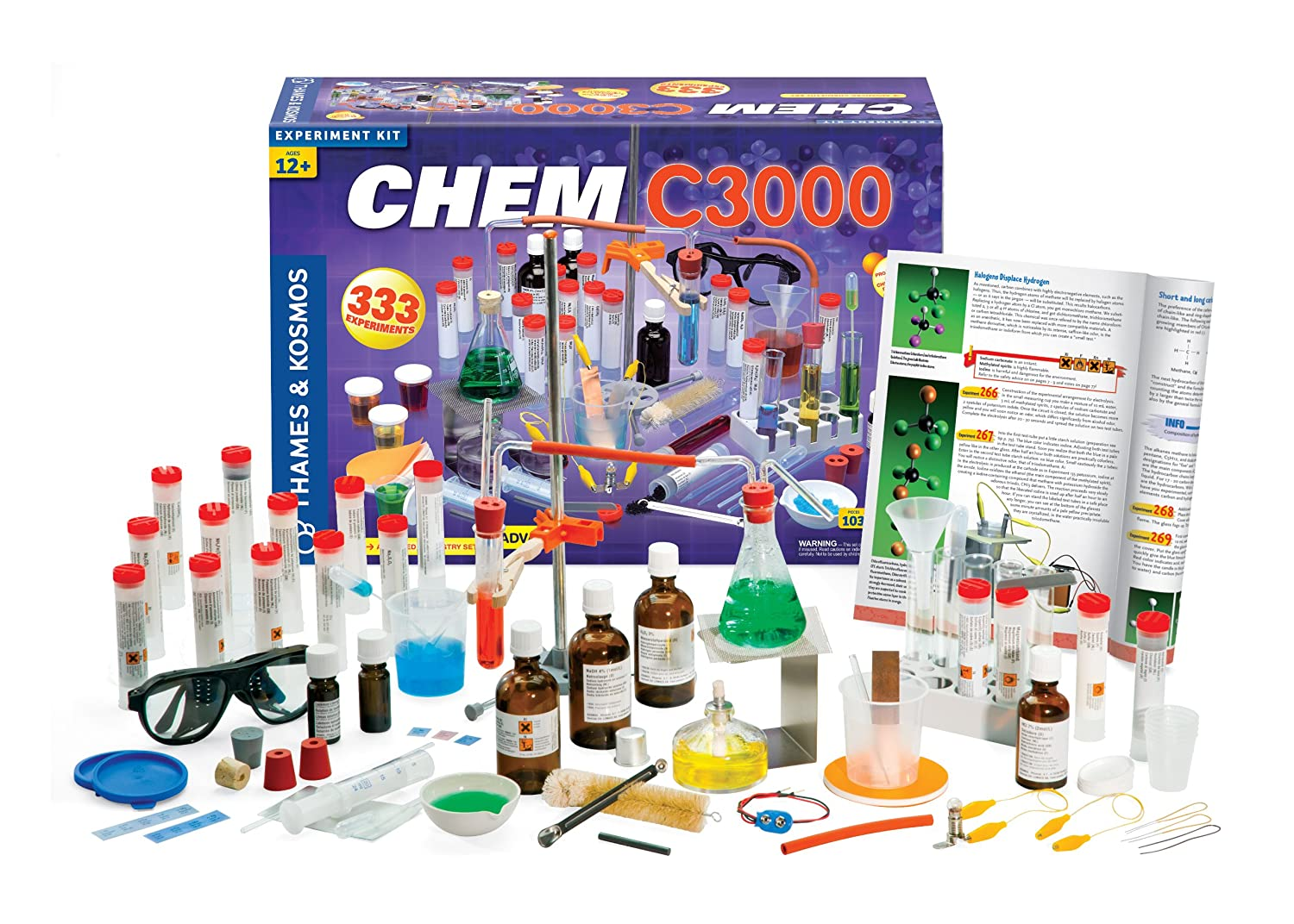 Illustrated Guide To Home Chemistry Experiments Pdf