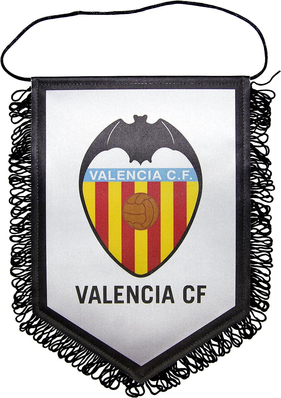 Valencia CF Banvcf Banderín, Blanco/Naranja, 28 x 19 cm: Amazon.es: Deportes y aire libre