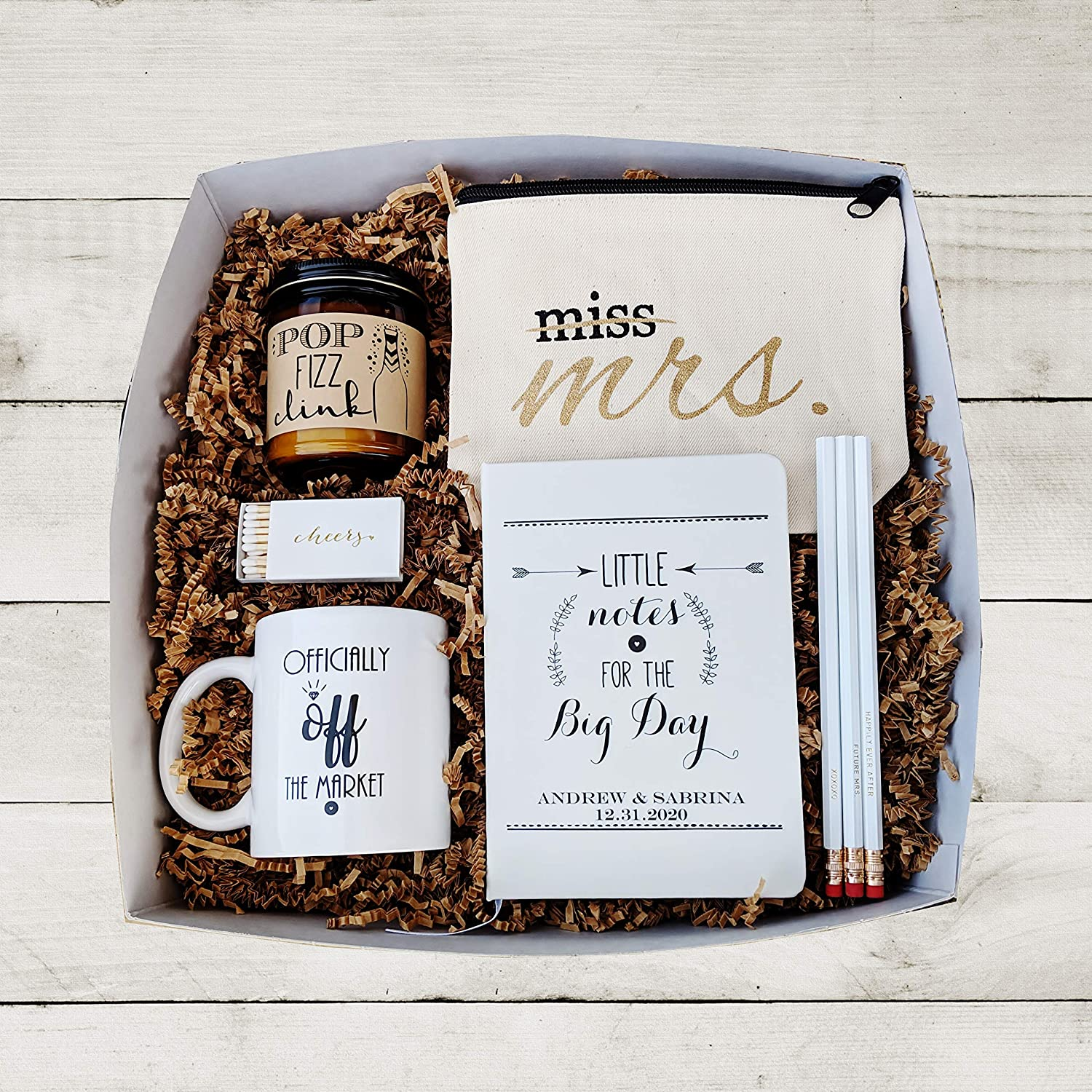 9f501bc33dfd3 Future Mrs Gift Box Bride to Be Gift Newly Engaged Gift for Bride Gift Box  for Her Bridal Shower Gift Engagement Gift for Bride