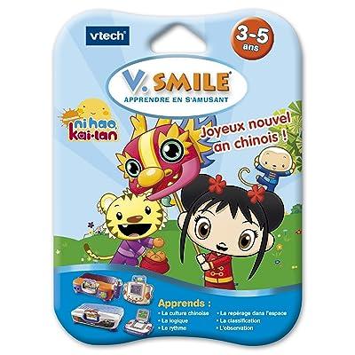 VTech Cartouche de jeu V.Smile (Motion) Ni Hao Kailan - 84245