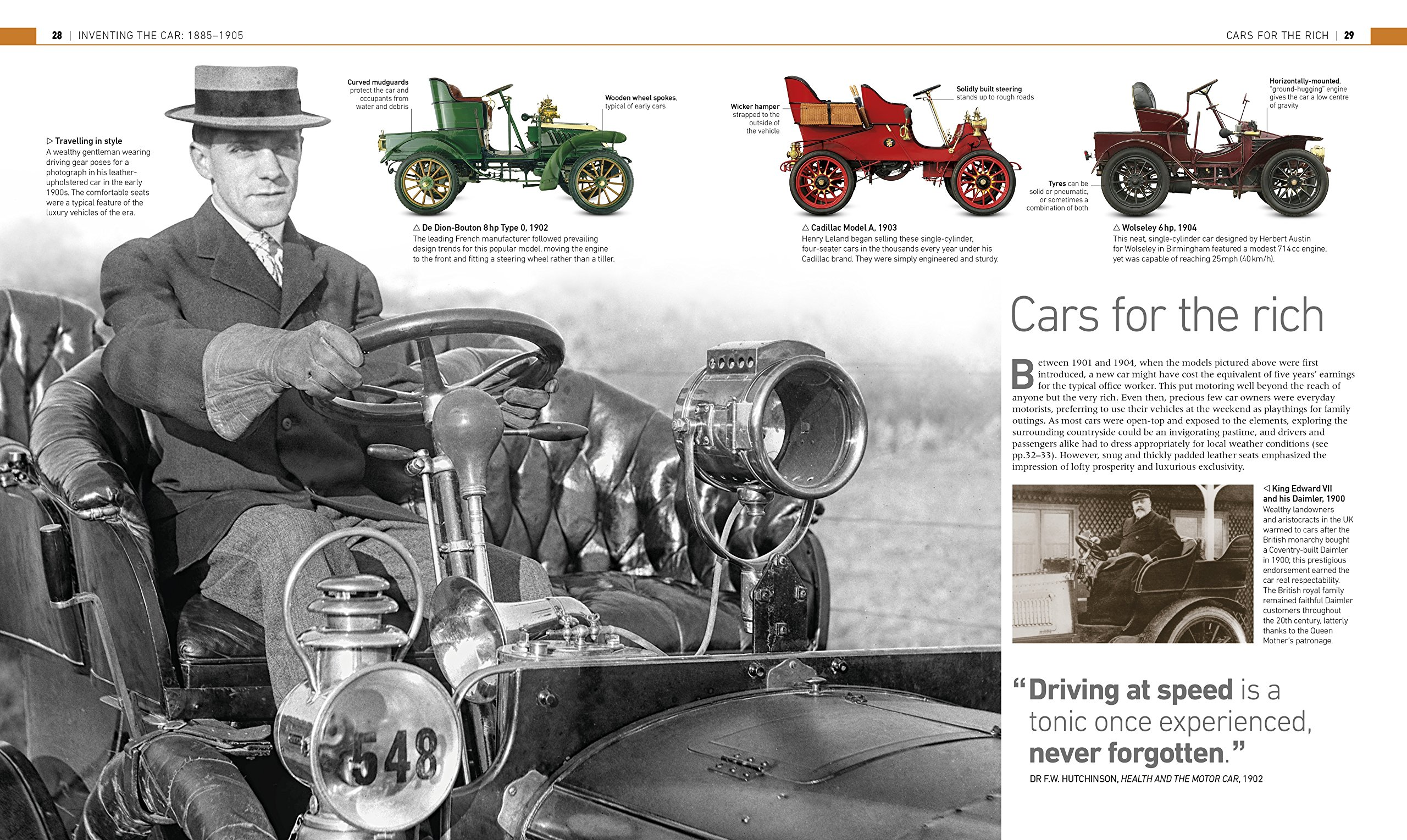 Drive: The Definitive History of Driving (Dk Smithsonian): Giles ...