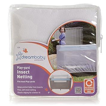 White Dreambaby Insect Netting