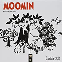 Moomin by Tove Jansson - mini wall calendar 2019 (Art Calendar)
