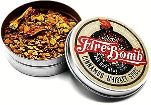 FireBomb Cinnamon Whiskey Spice Mix