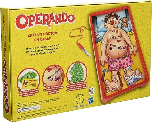 Hasbro B2176 Juguete y Kit de Ciencia para niños - Juguetes y Kits de Ciencia para niños (Anatomía, Kit de experimentos, Niño/niña, Multicolor, AA): Amazon.es: Juguetes y juegos