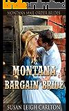 Montana Bargain Bride: Clean Victorian Mail Order Bride (Montana Mail Order Brides)