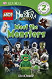 LEGO® Monster Fighters Meet the Monsters (DK Readers Level 2)