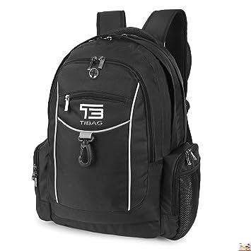 Amazon.com: Laptop Backpack Waterproof Computer Backpacks Bag for ...