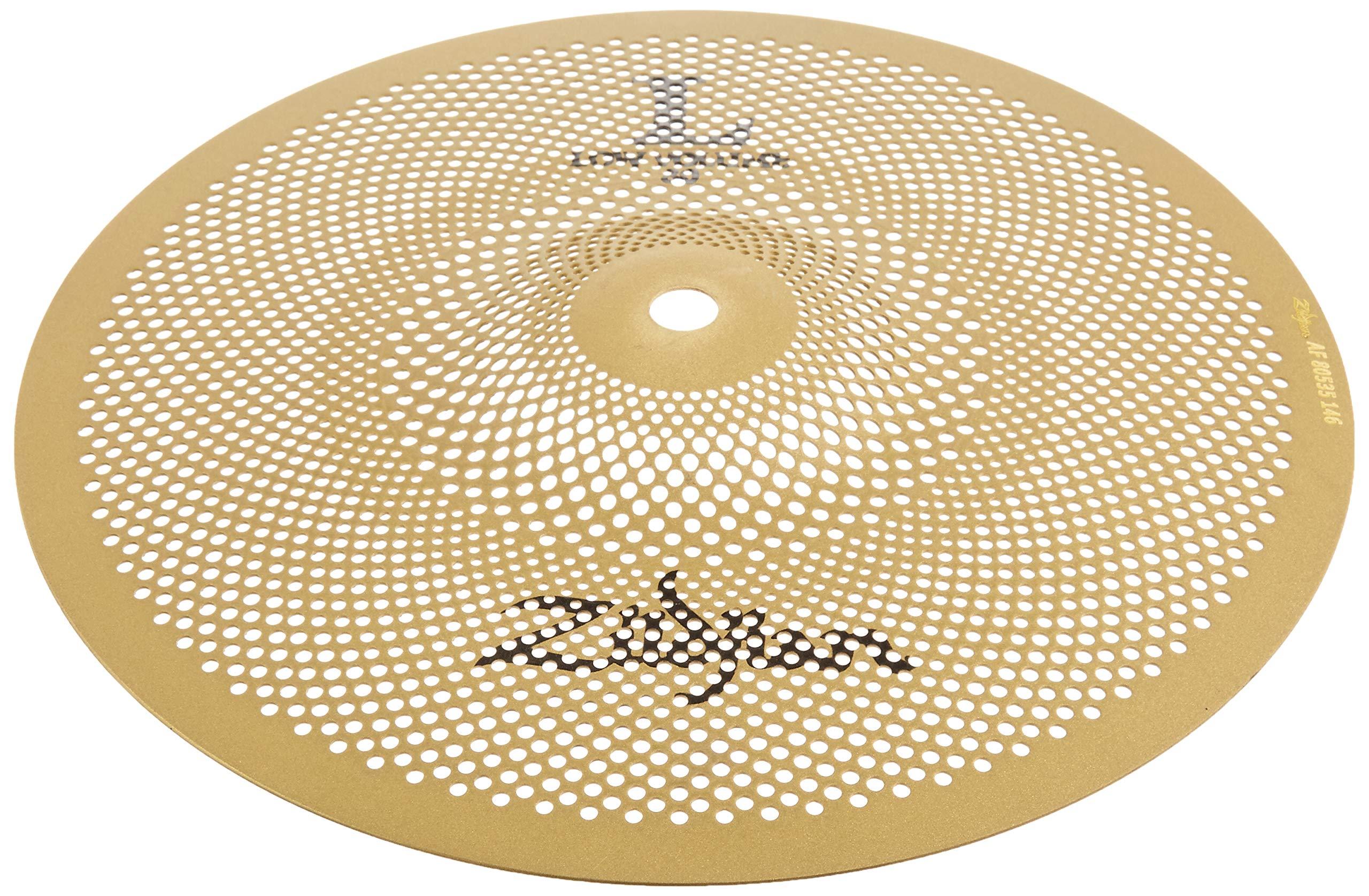 Zildjian L80 Low Volume 10'' Splash Cymbal by Avedis Zildjian Company