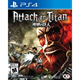 Game Attack on Titan - PS4