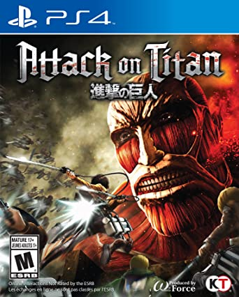 Attack on Titan: Amazon co uk: PC & Video Games