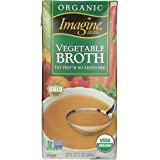 Imagine Vegetable Broth, Organic, 32 oz