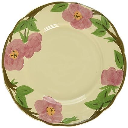 Franciscan Desert Rose Dinnerware 8 Inch Salad Plate  sc 1 st  Amazon.com & Amazon.com | Franciscan Desert Rose Dinnerware 8 Inch Salad Plate ...