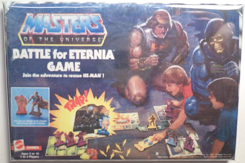 PANTHOR He-Man Masters of the Universe MOTU Fridge Magnet