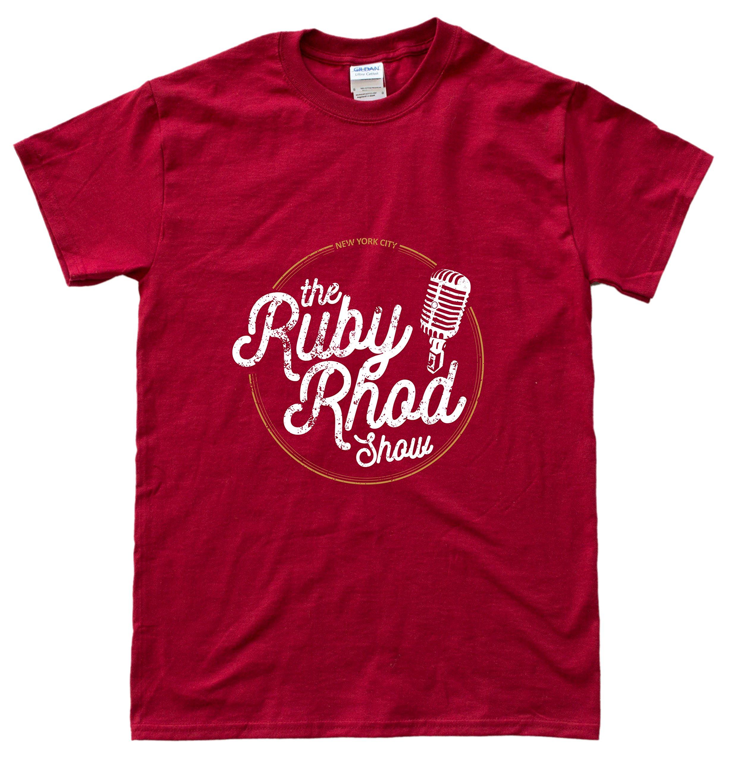 Stooble S The Ruby Rhod Show Tshirt