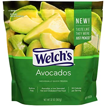 Image result for welch's avocado