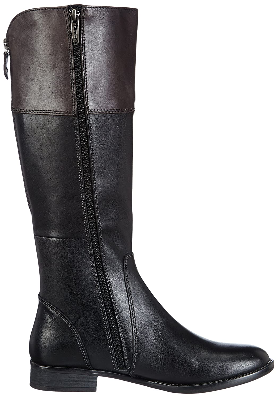 Tamaris 25530, Boots Femme Multicolore (BlackGraphite 88