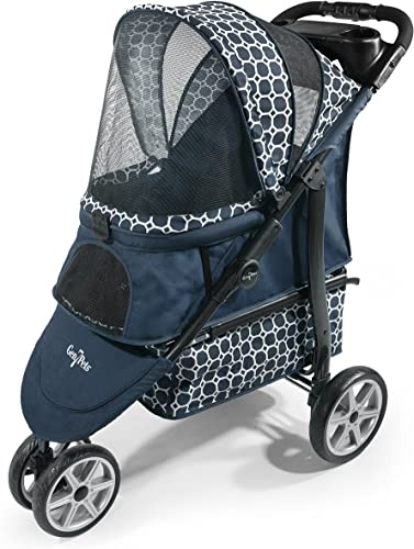 Gen7Pets Monaco Pet Stroller for Dogs or Cats