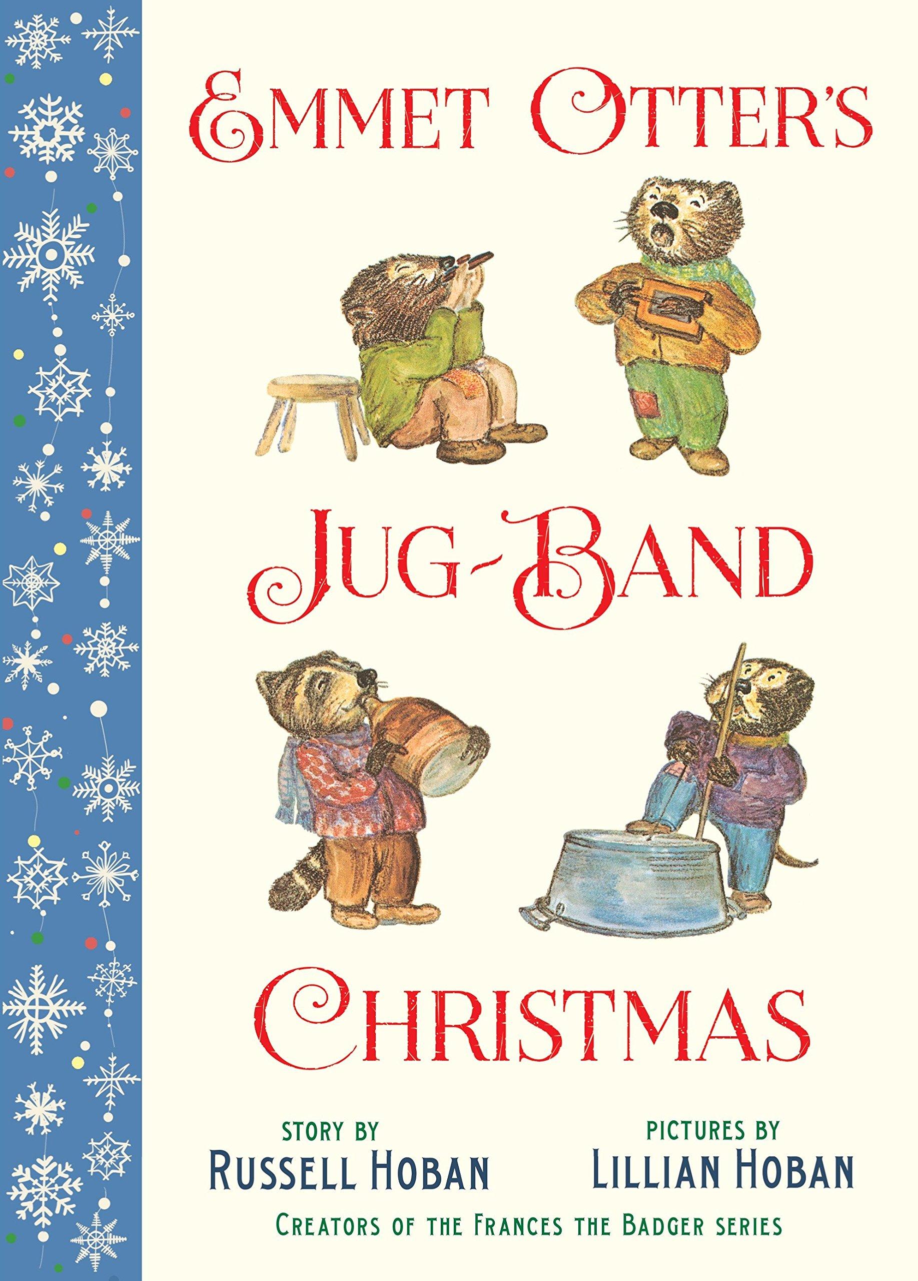 Emmet Otter\'s Jug-Band Christmas: Russell Hoban, Lillian Hoban ...