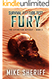 Survival Aptitude Test: Fury (The Extinction Odyssey Book 2)