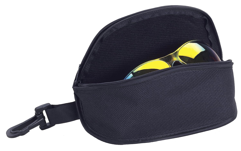ERB 15713 Safety Case and Hook Eyewear Storage Black Standard Plumbing Supply One Size