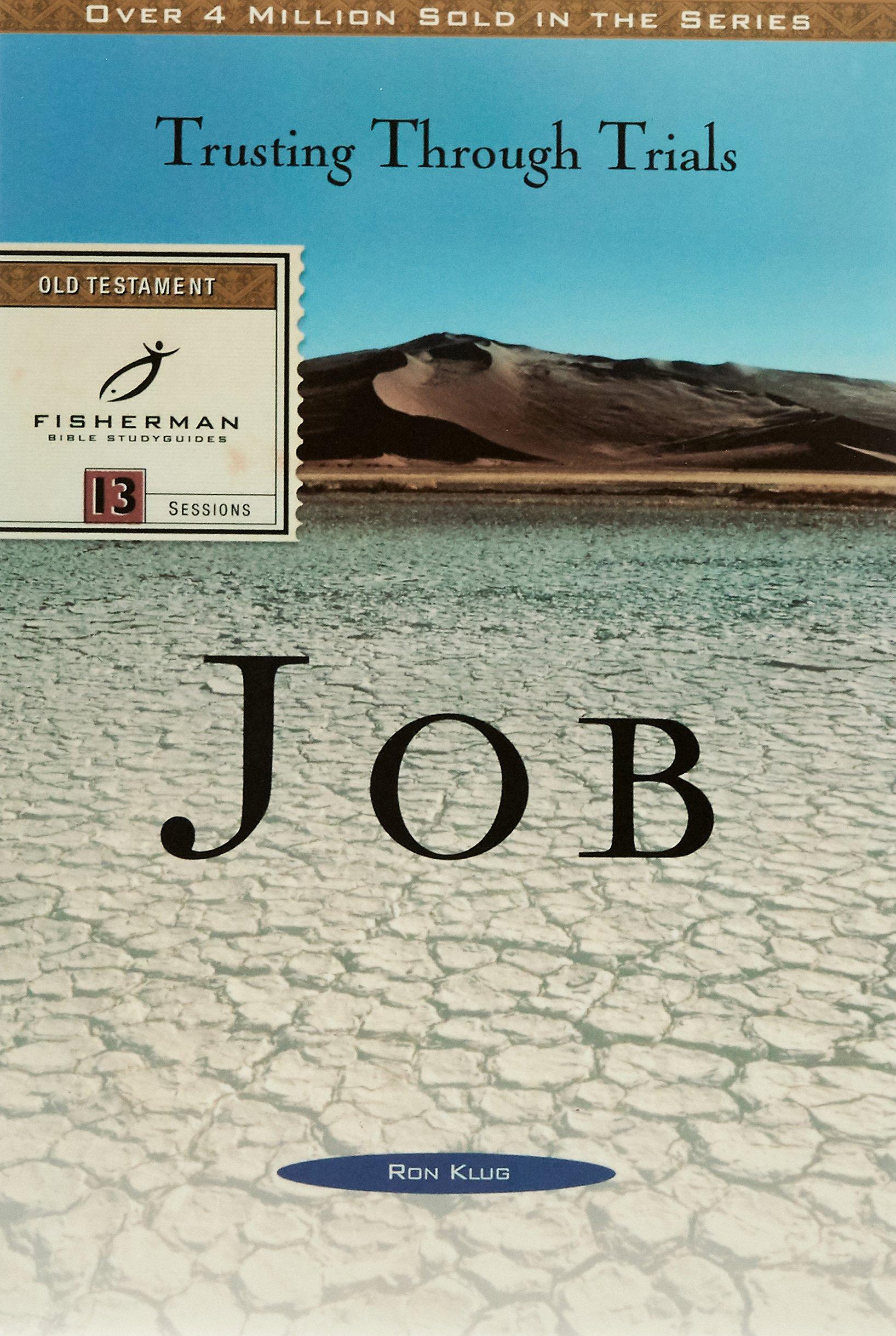 Job: Trusting Through Trials (Fisherman Bible Studyguides)