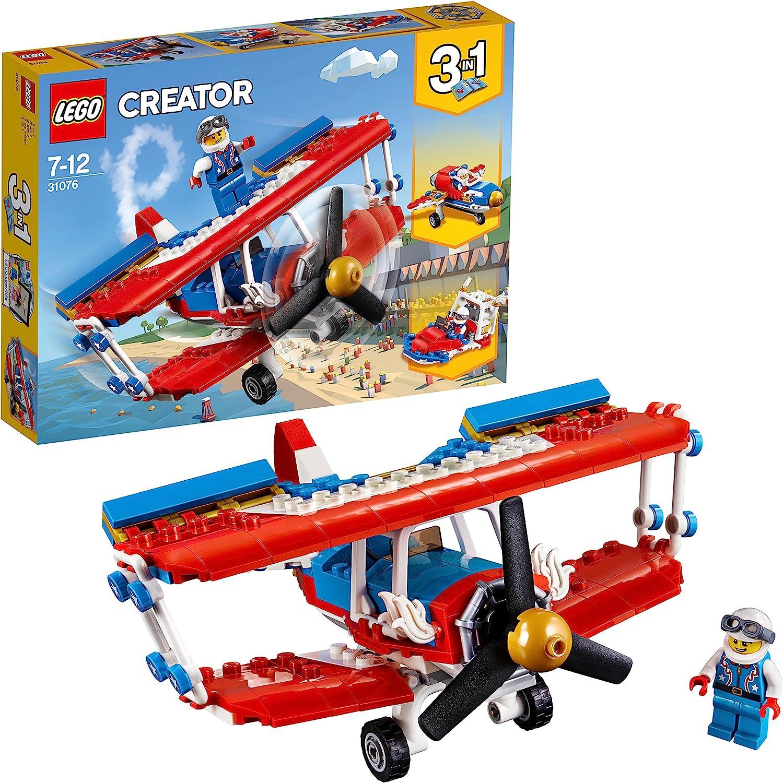 Lego Creator 31076 Foolhardy Aviator