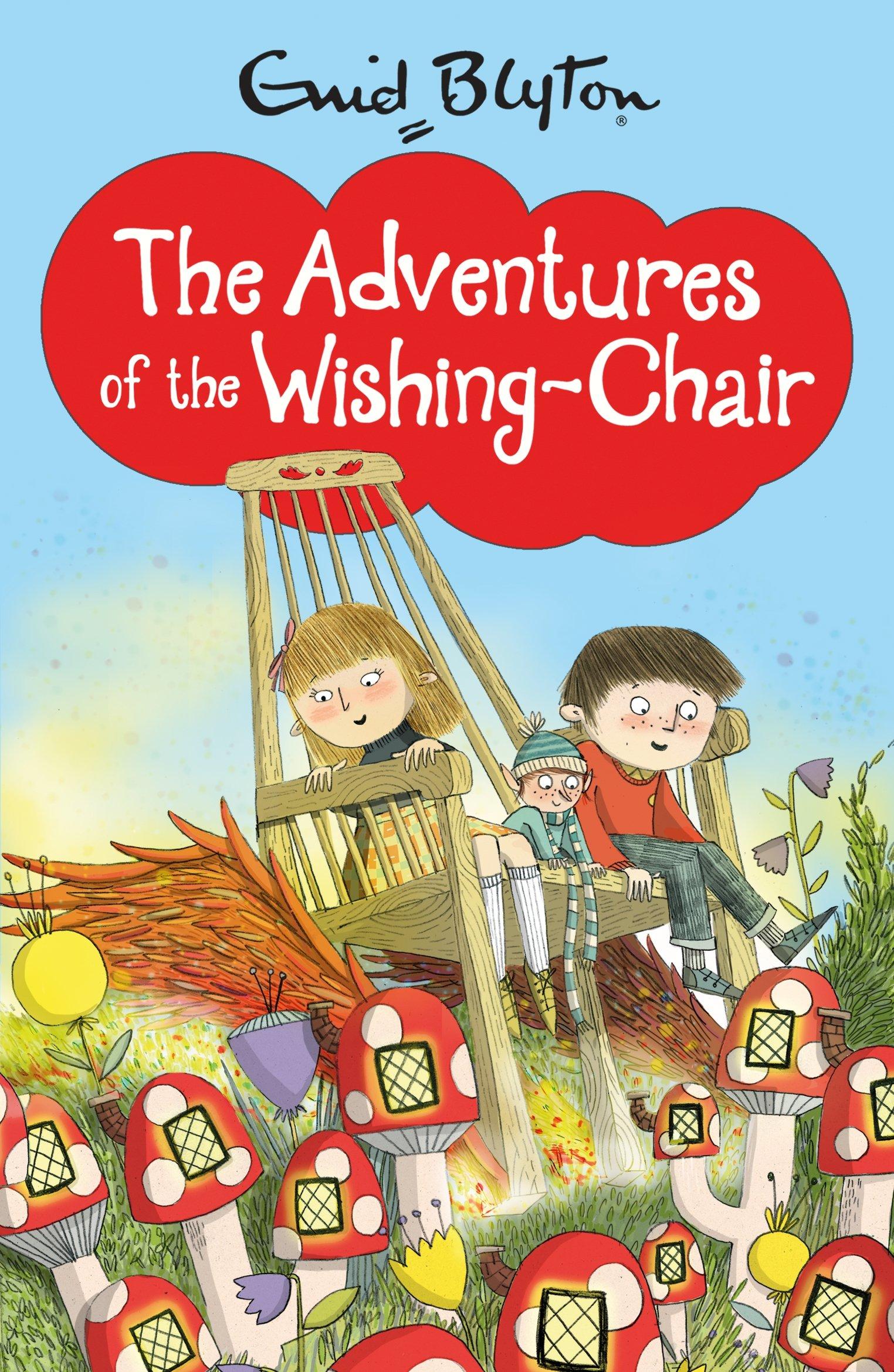 The Adventures of the Wishing-Chair : Blyton, Enid, Beech, Mark: Amazon.co.uk: Books