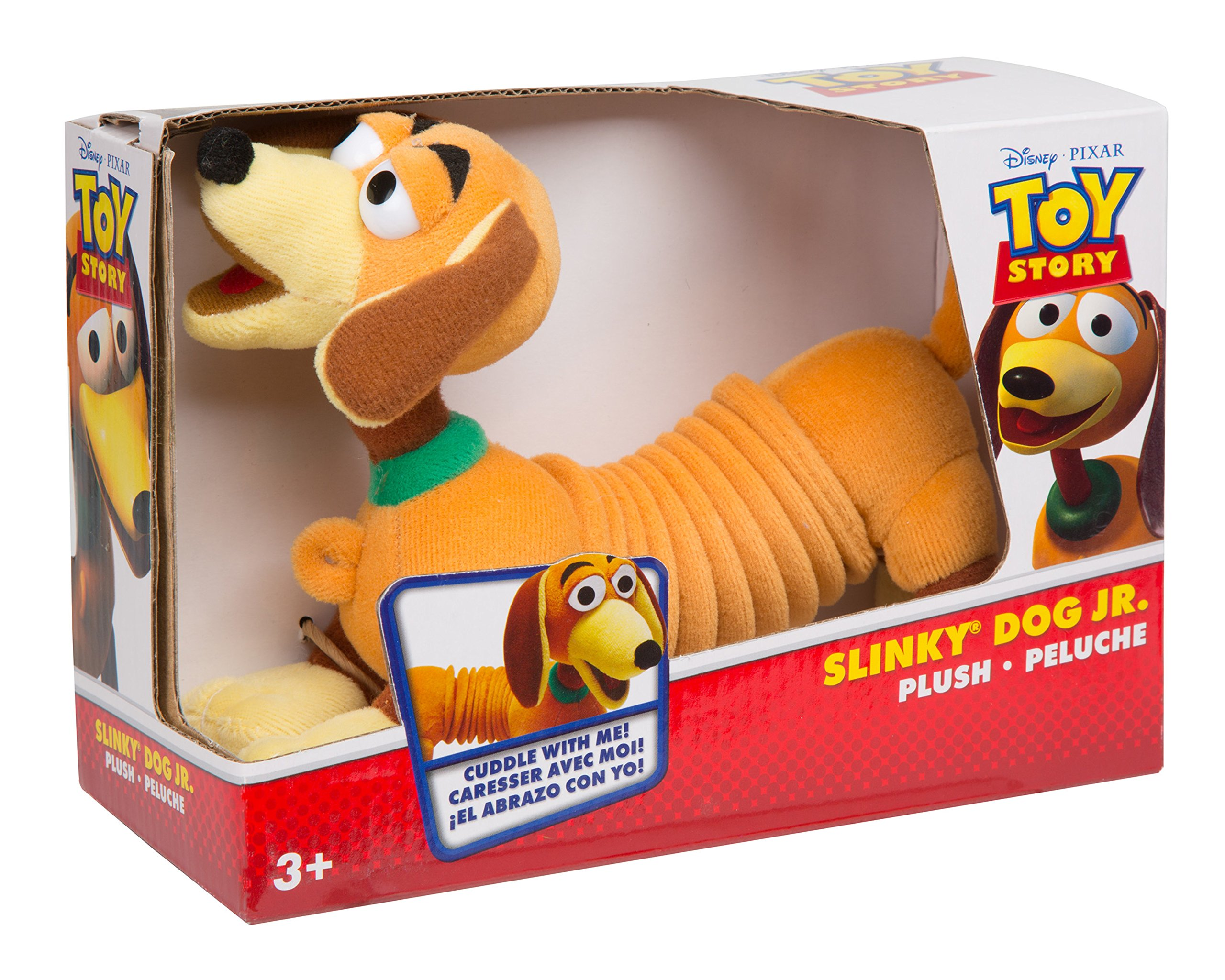 Disney Pixar Toy Story Slinky Dog Jr Plush by Slinky (Image #7)