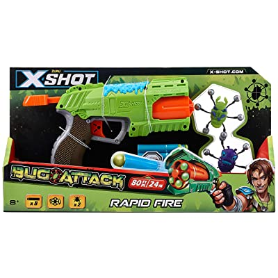 ZURU X-Shot Bug Attack Toy: Toys & Games