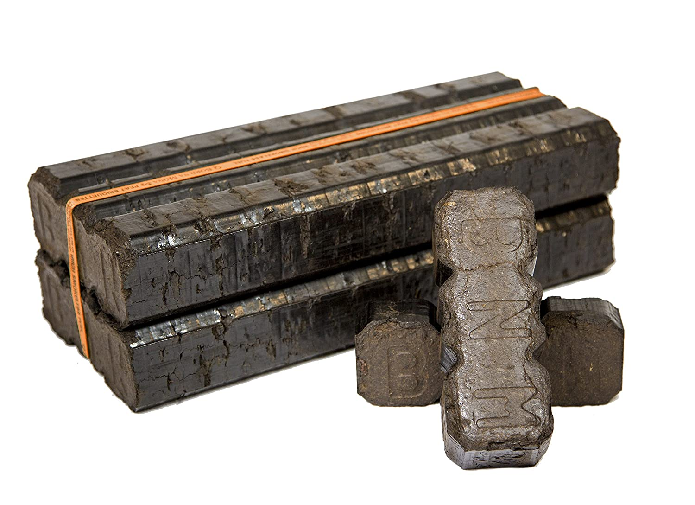 siobhan u0027s irish fire logs irish peat with fire starters