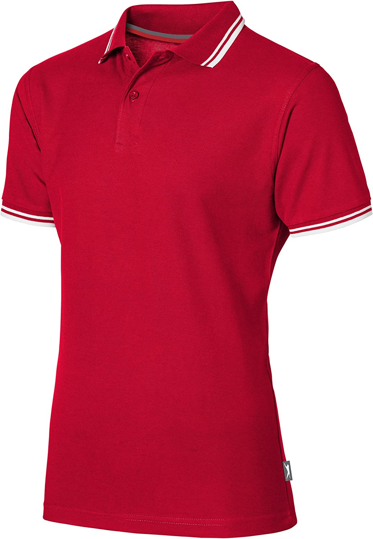 Slazenger Womens//Ladies Deuce Short Sleeve Polo
