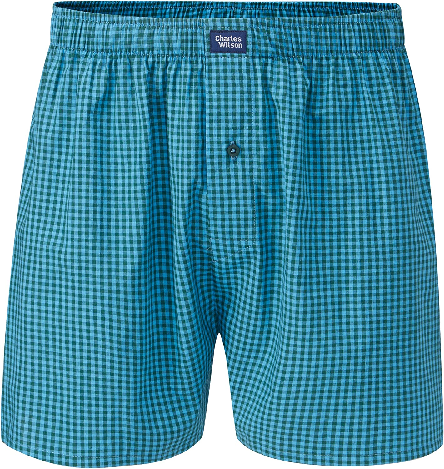 Charles Wilson 6 Pack Woven Boxer Shorts