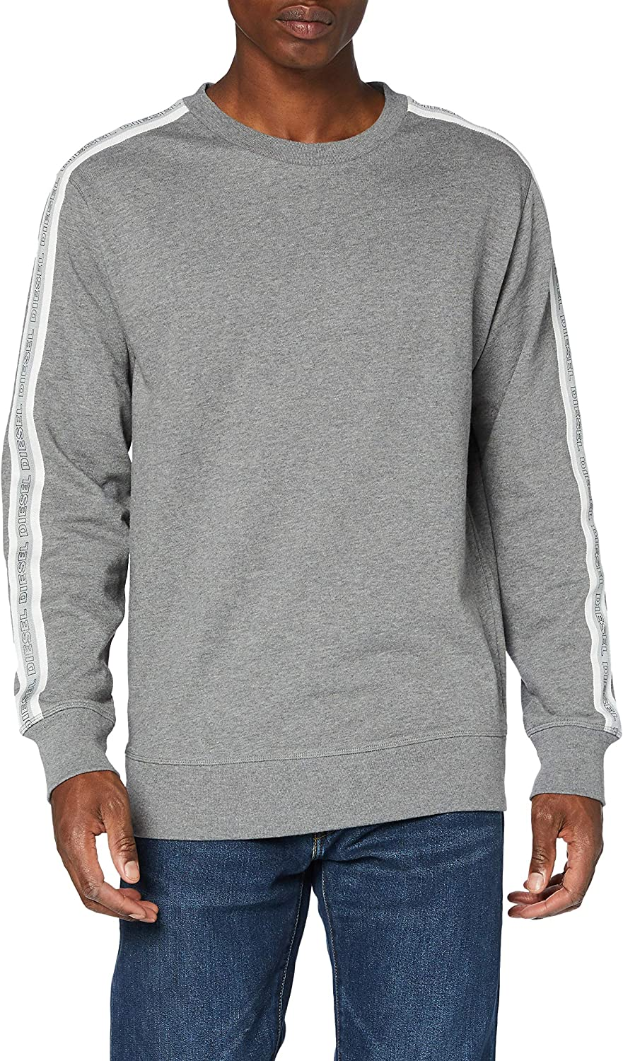 Diesel Mens Willy Sweat-Shirt
