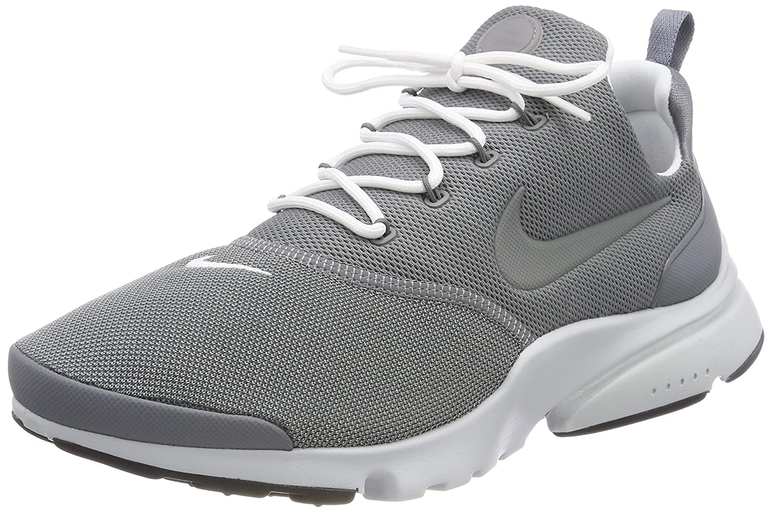 best service 97ed7 7d611 NIKE Men's Presto Fly Cool Grey/White Pure Platinum Running Shoe 12 Men US
