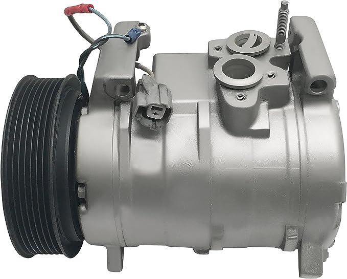 RYC Remanufactured AC Compressor Kit KT AD52