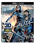 Alita: Battle Angel [Blu-ray]