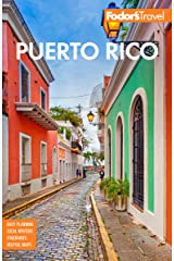 Fodor's Puerto Rico (Full-color Travel Guide Book 9) Kindle Edition