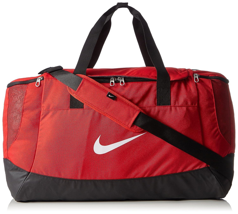 Nike Club Team Swoosh Sporttasche Nike Tasche Club Team Duffel black/white 58 x 38 x 29 cm 58 Liter
