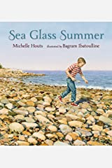 Sea Glass Summer Hardcover