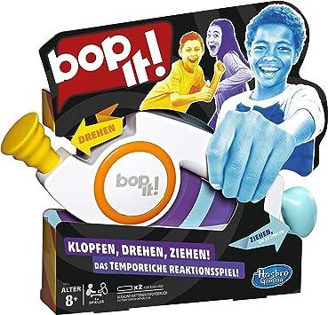 Bop It - Juego electrónico para niños a Partir de 8 años: Amazon.es: Juguetes y juegos