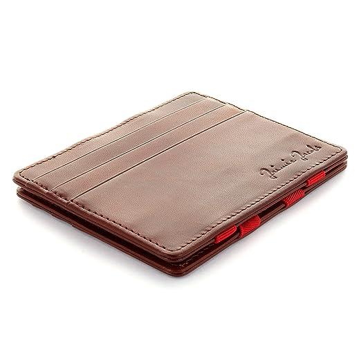 102 opinioni per Jaimie Jacobs Magic Wallet Flap Boy Slim- l'Originale- Portafoglio Magico di
