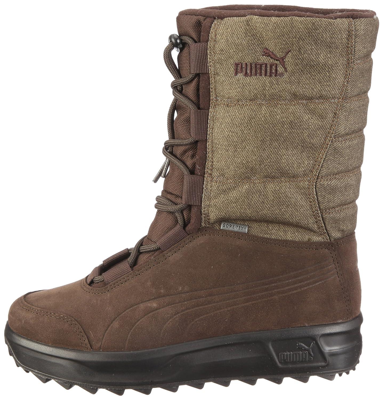 c5a55ade89ff Puma Unisex - Adult Borrasca II GTX® WTR Boots Brown Braun black ...