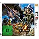 Monster Hunter 4 - Ultimate [import allemand]