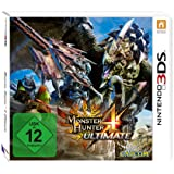 Monster Hunter 4 Ultimate [Nintendo 3DS]