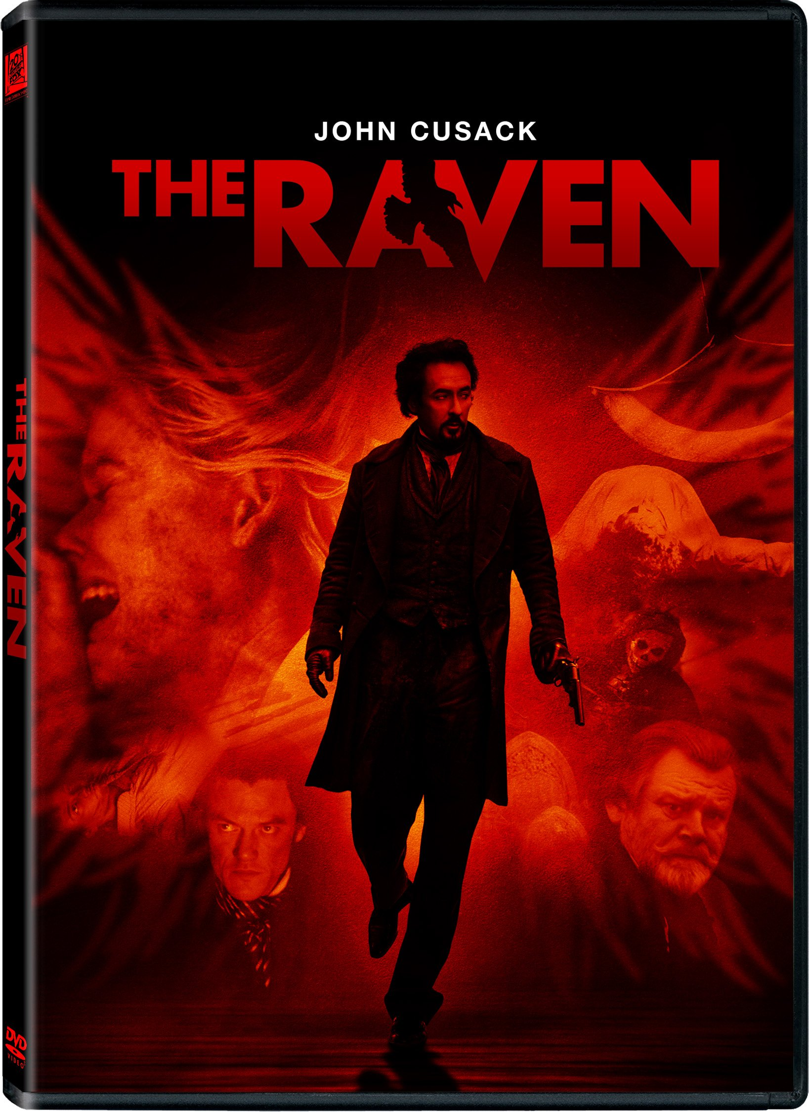DVD : The Raven (Widescreen, AC-3, Dolby, )